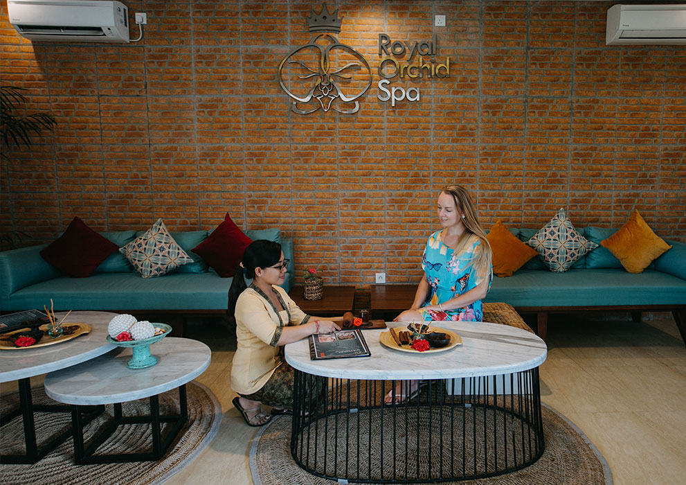 Royal Orchid Spa Nusa Dua